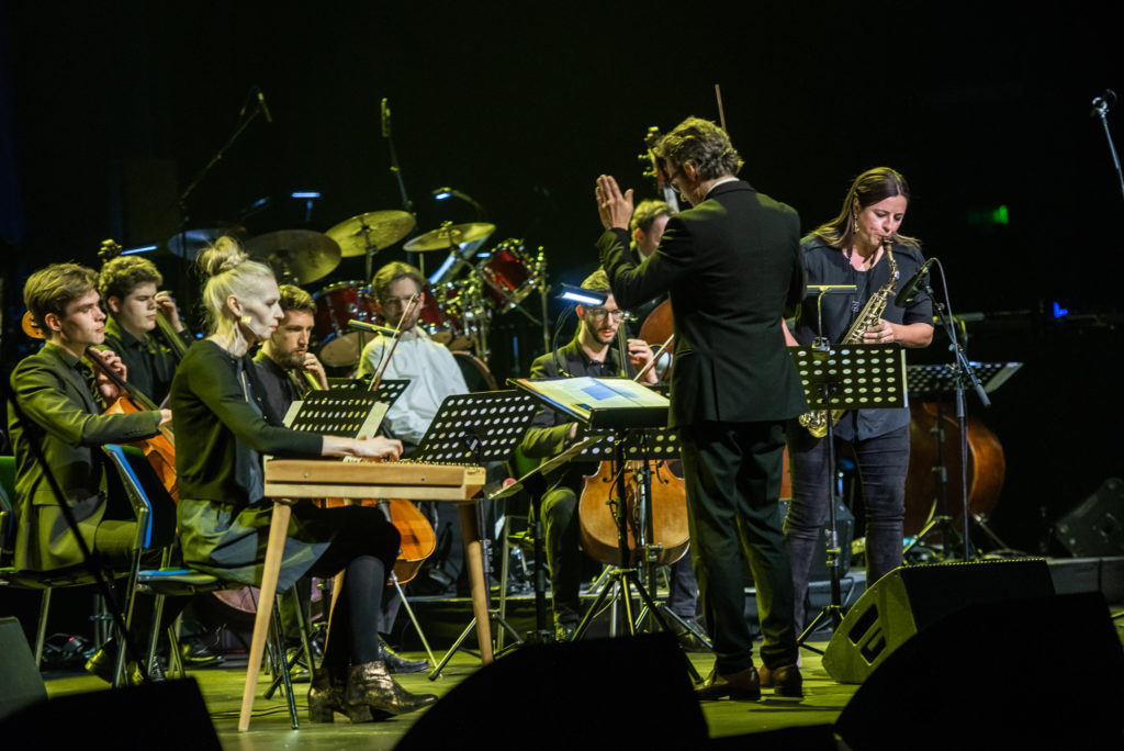 Jazzkontsert '9 Hümni Vabadusele' Alexela kontserdimajas 2018 Foto: Rene Jakobson